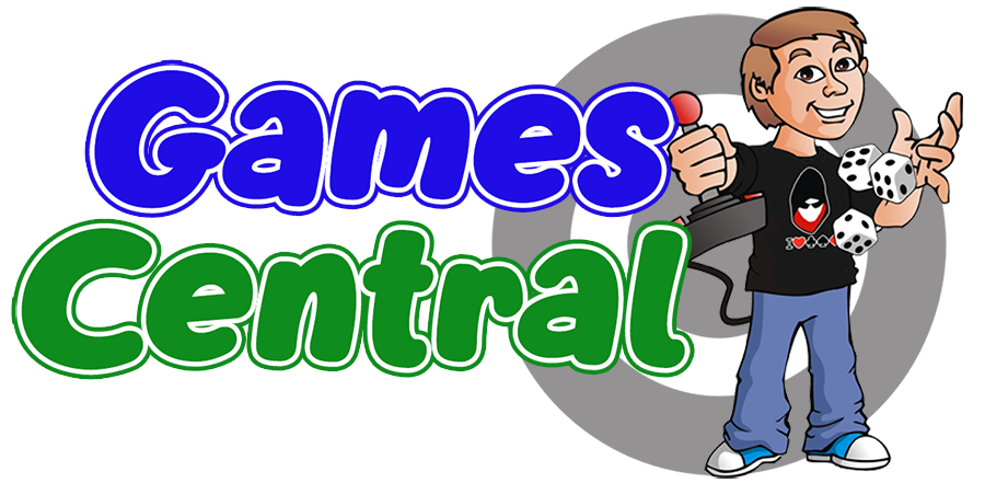 Games Central Website