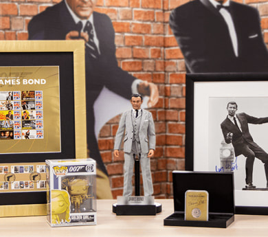 James Bond Collectables